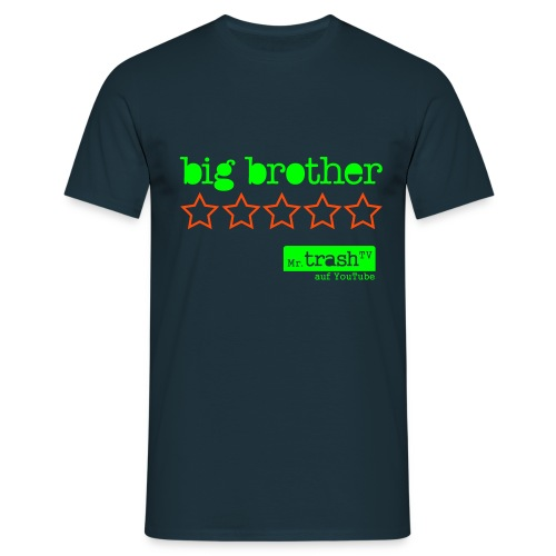 bigbrother2 - Männer T-Shirt