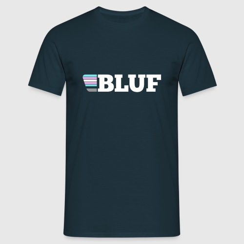 BLUF Trans Pride 2020 - Men's T-Shirt