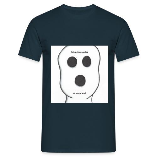 on a new level - Männer T-Shirt