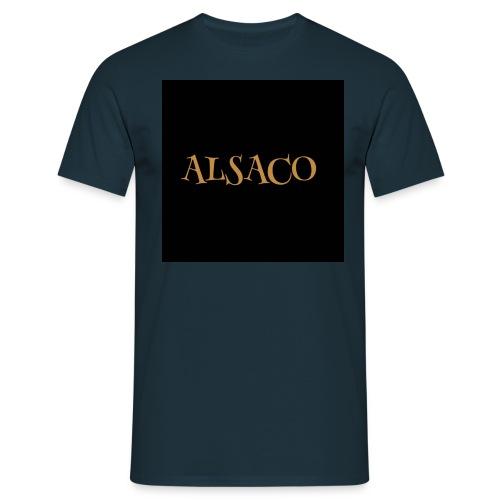 Alsaco dark - T-shirt Homme