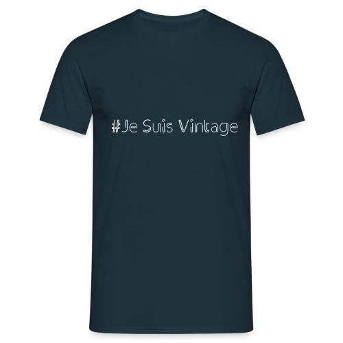 jesuisvintage Blc - T-shirt Homme