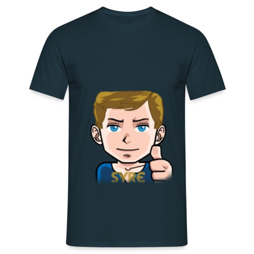 logo bigger tranp png - Men's T-Shirt