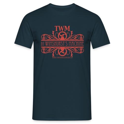 TWM nuova grafica 2016 pastello png - Maglietta da uomo