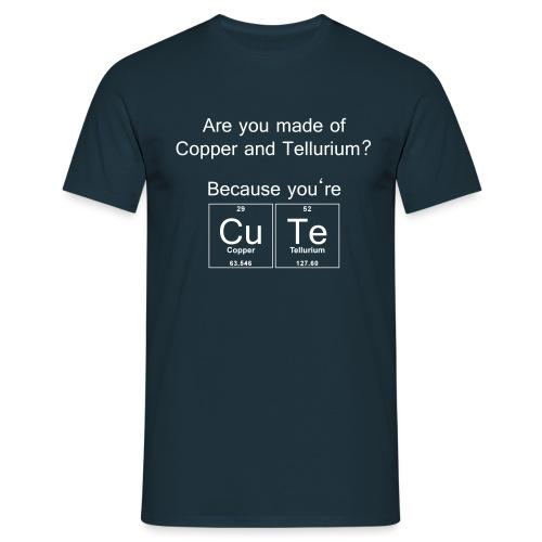 CuTe - Männer T-Shirt