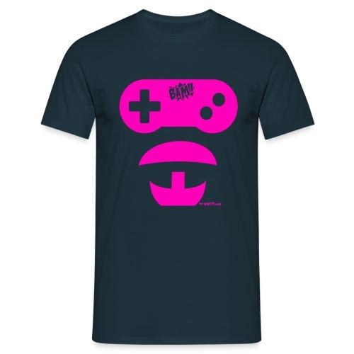 BamBamsen Beard&Game #5 - Männer T-Shirt