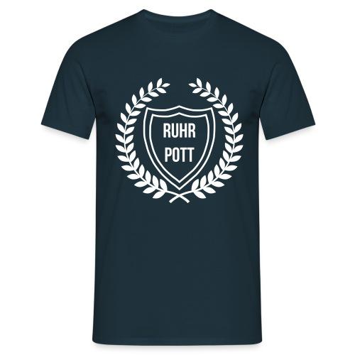 RUHRPOTT LOGO - Männer T-Shirt