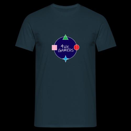 4 THE GAMERS - Men's T-Shirt