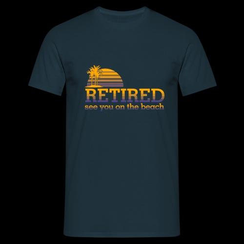 Retraite - T-shirt Homme