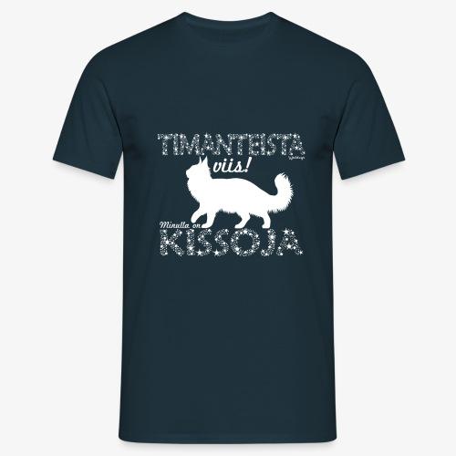 Kissoja Dimangi - Miesten t-paita