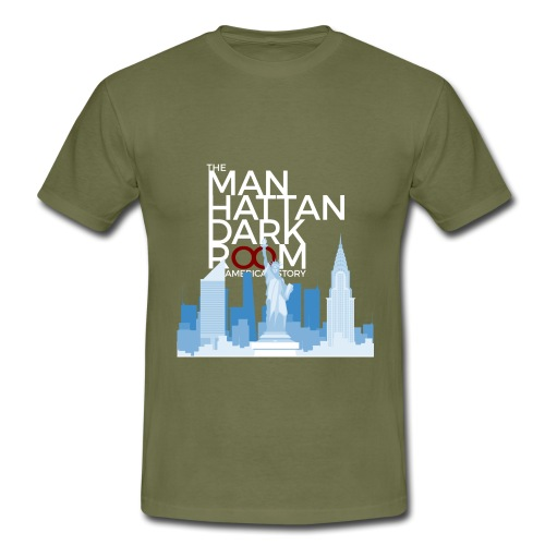 MANHATTAN DARKROOM NEW YORK 5 - T-shirt Homme