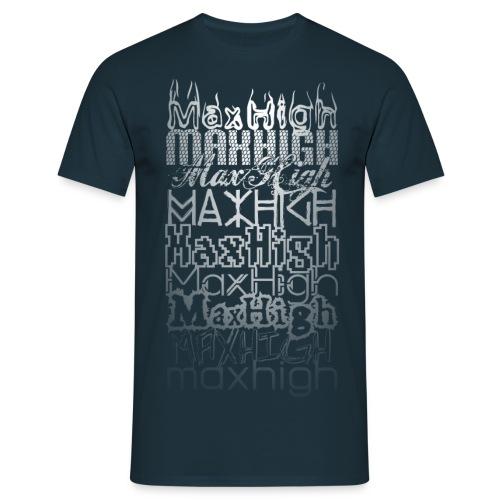 maxhigh usw - Männer T-Shirt