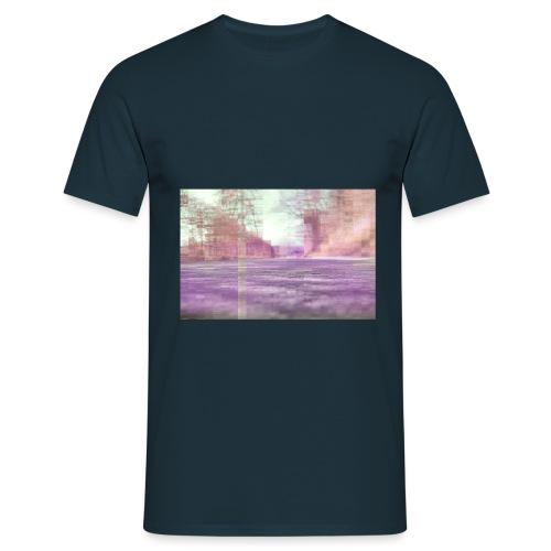 Manipulated Road - Männer T-Shirt