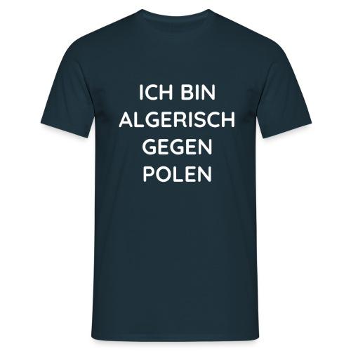 Pollenalergie Hausmittel gegen Pollenallergie - Männer T-Shirt