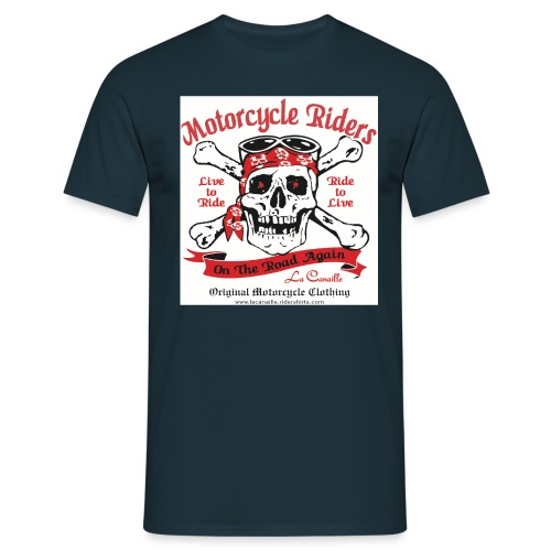 motorcycleriders - T-shirt Homme