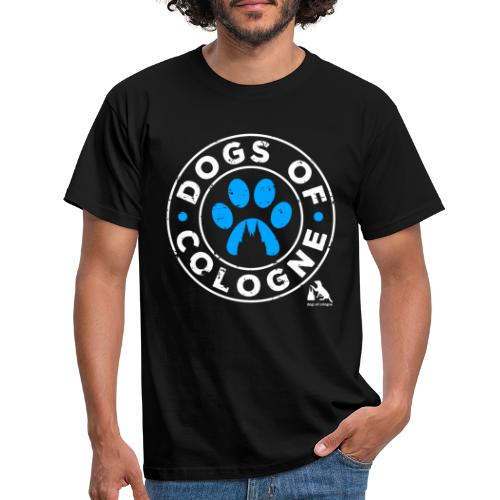 Dogs of Cologne! - Männer T-Shirt