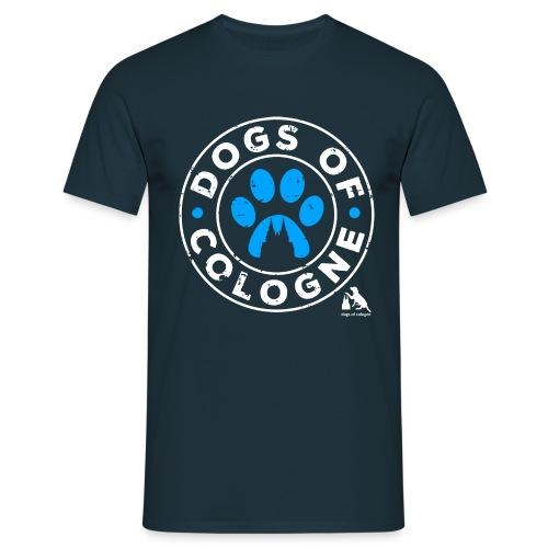 Dogs of Cologne! - Männer T-Shirt
