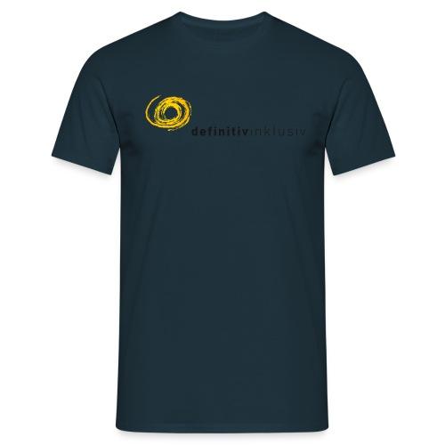 logo3 - Männer T-Shirt