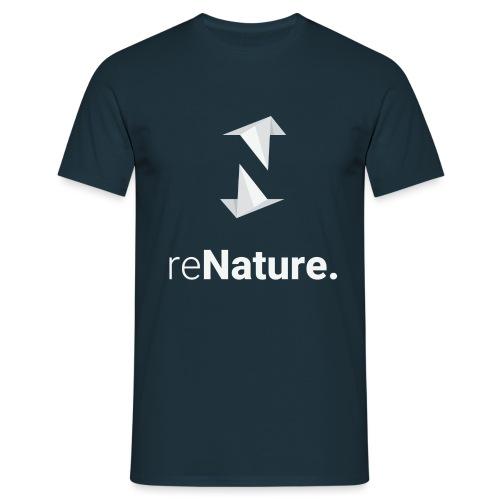 reNature T-Shirt - Mannen T-shirt