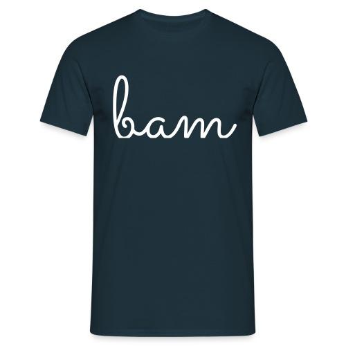 bam - Mannen T-shirt