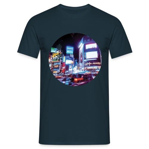 Tokyo Night - T-shirt Homme