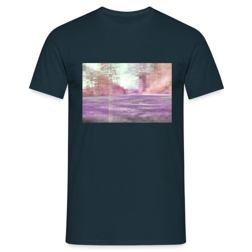 Manipulated Road - Männer T-Shirt