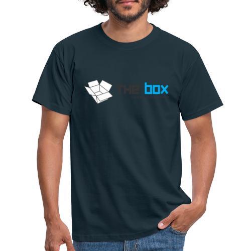 The Box Learning Studio Logo - Men's T-Shirt