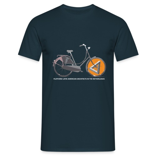 bike w png - Mannen T-shirt