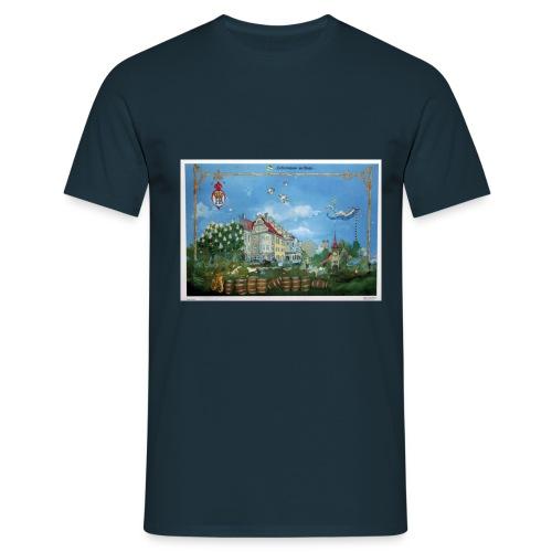 Hofbräuhaus klassisch - Männer T-Shirt