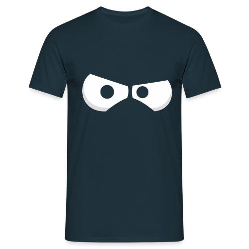 Angry Black-2 - Men's T-Shirt