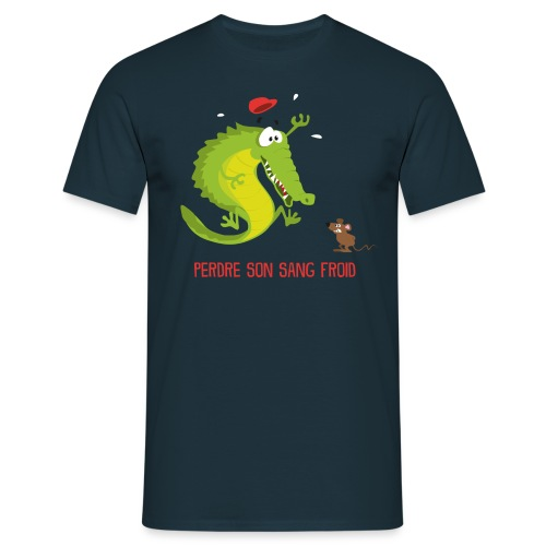 AlliGator - T-shirt Homme