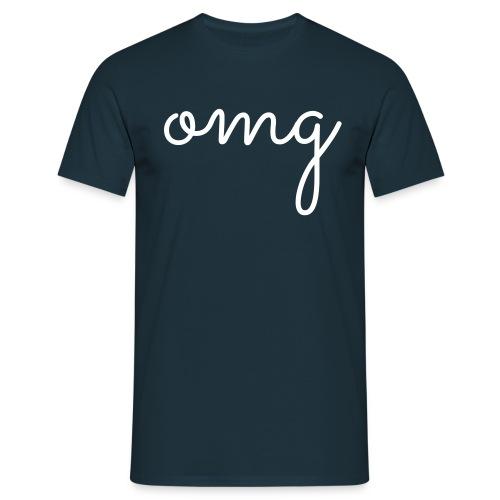 omg - Mannen T-shirt