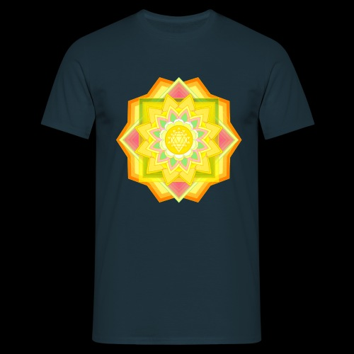 mandala 5 - Men's T-Shirt