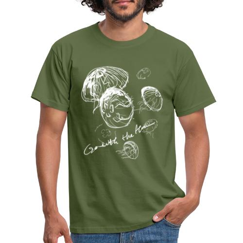 Go with the flow - Men's T-Shirt