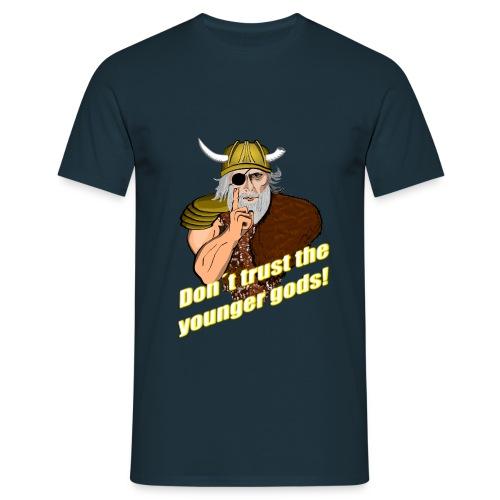 Rat eines alten Gottes - Männer T-Shirt