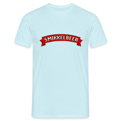 Smikkelbeer - Mannen T-shirt
