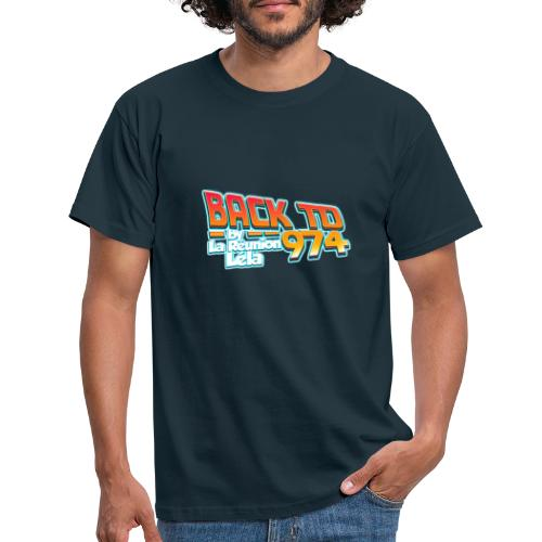 BACK TO 974 - T-shirt Homme