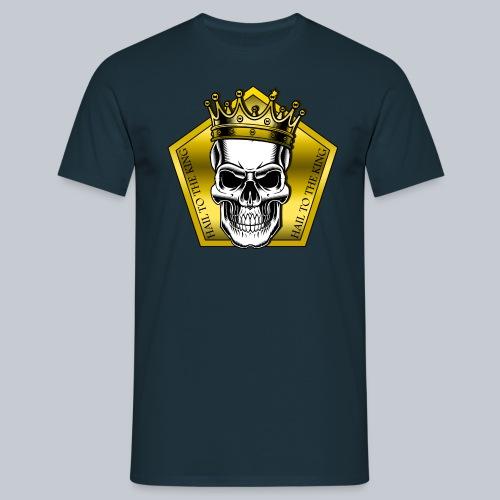 hail to the king - Männer T-Shirt