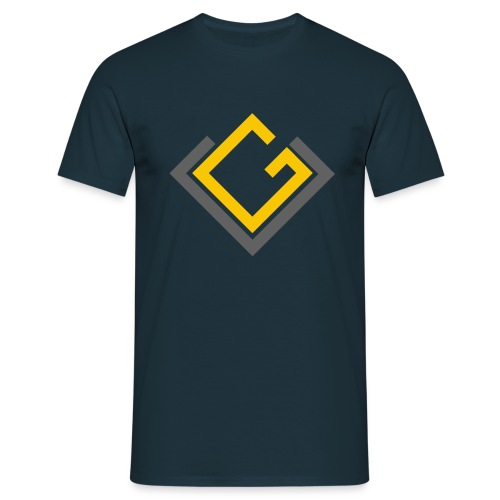 logonoeffect png - Men's T-Shirt