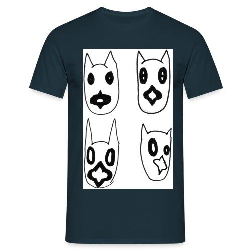 Death Owls jpg - Men's T-Shirt