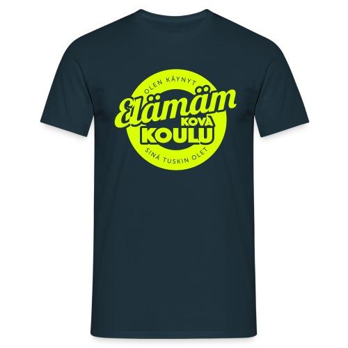 Elamankoulu - Miesten t-paita