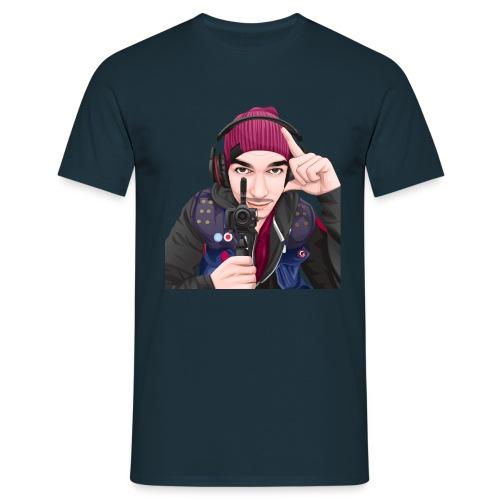 header - T-shirt Homme
