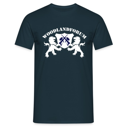 Woodlandforum - Männer T-Shirt