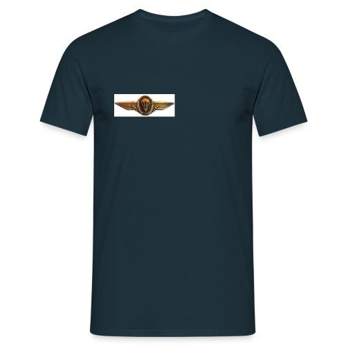 Springerabzeichen 120dpi - Männer T-Shirt
