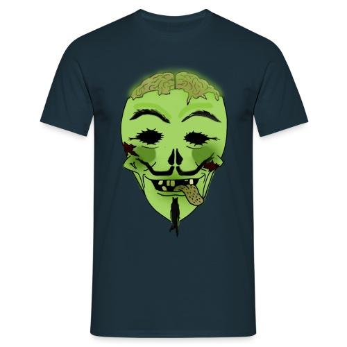 Guy Fakes - Men's T-Shirt