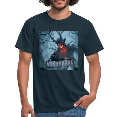 The Anti-Citizen Albumomslag - T-shirt herr