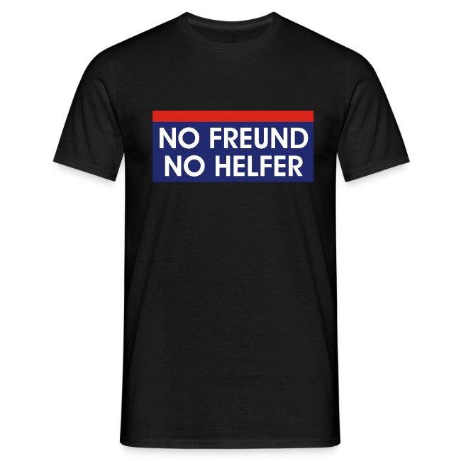 no freund no helfer