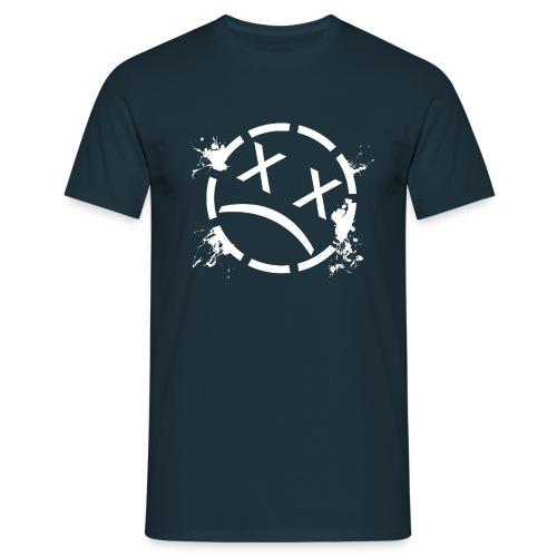 T Shirt Splatter png - Männer T-Shirt