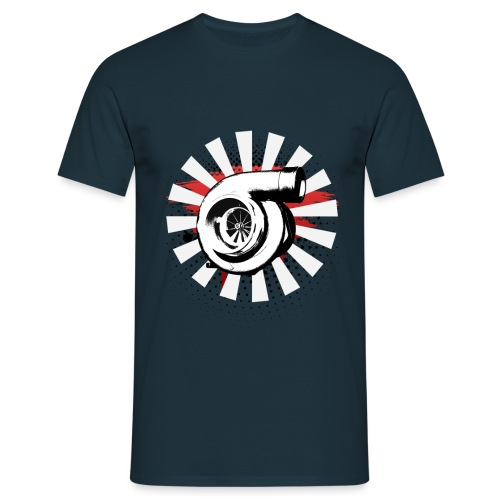 Turbo without text - Men's T-Shirt