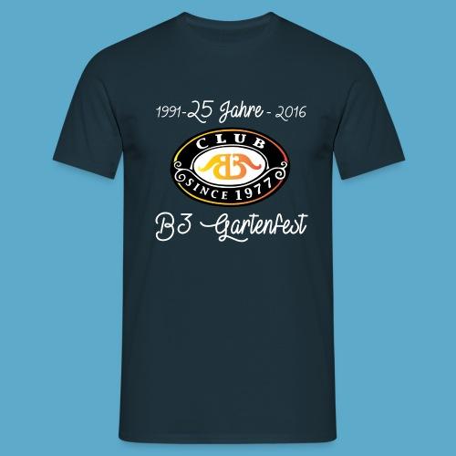 Logo vektorisiert orange2 png - Männer T-Shirt