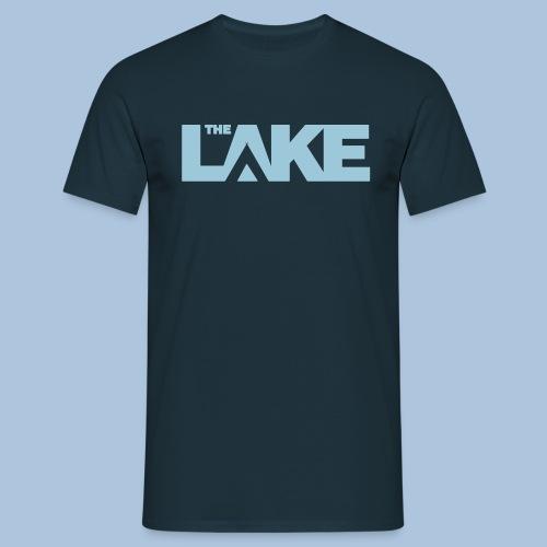 Logo THE LAKE - Maglietta da uomo